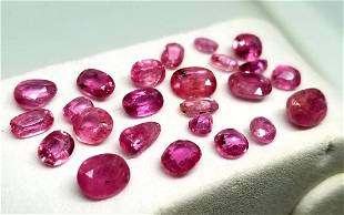 13 Carats Unheated Sapphires Lot From Africa