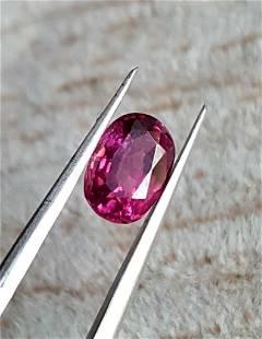 15 Carats Natural Kashmir Sapphire 9X5X4 mm