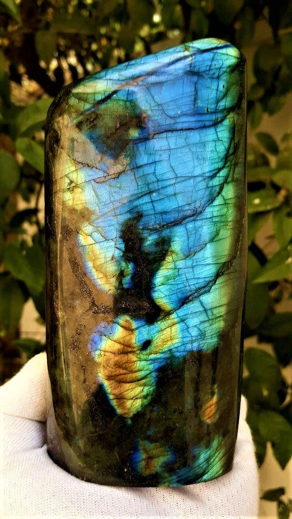1058 Grams Colorful Labradorite Healing Tumblr
