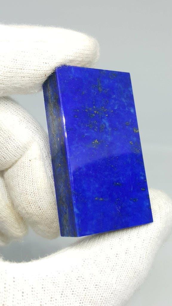 41.5 Grams Royal Blue Lapis Lazuli Biscuit