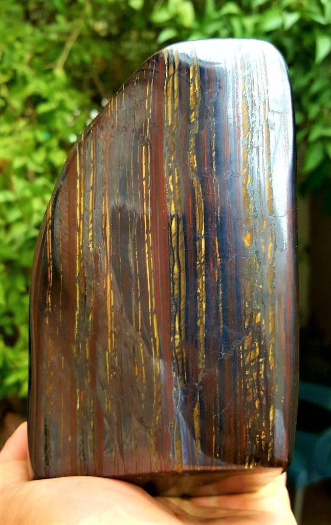 3000 Grams Tiger Eye Healing Tumble