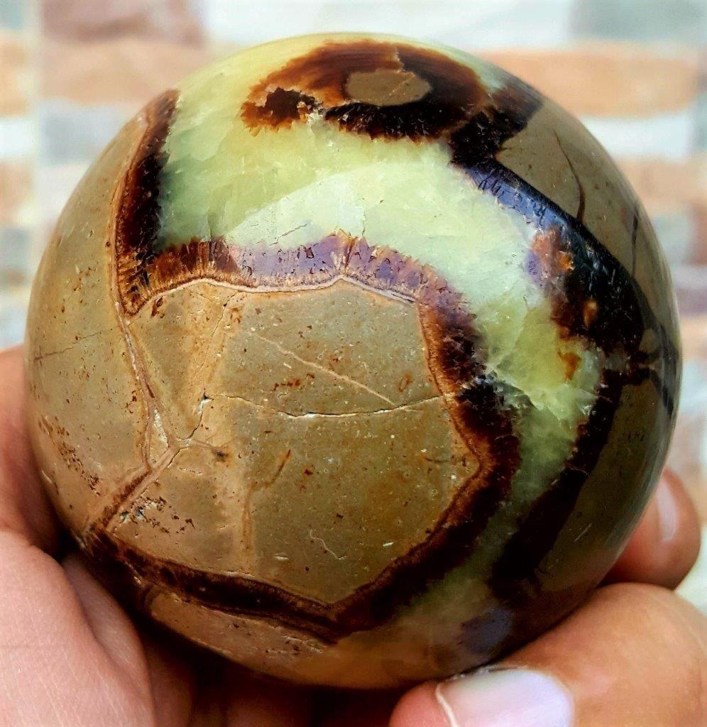 325 Grams Natural Speterian Healing Sphere