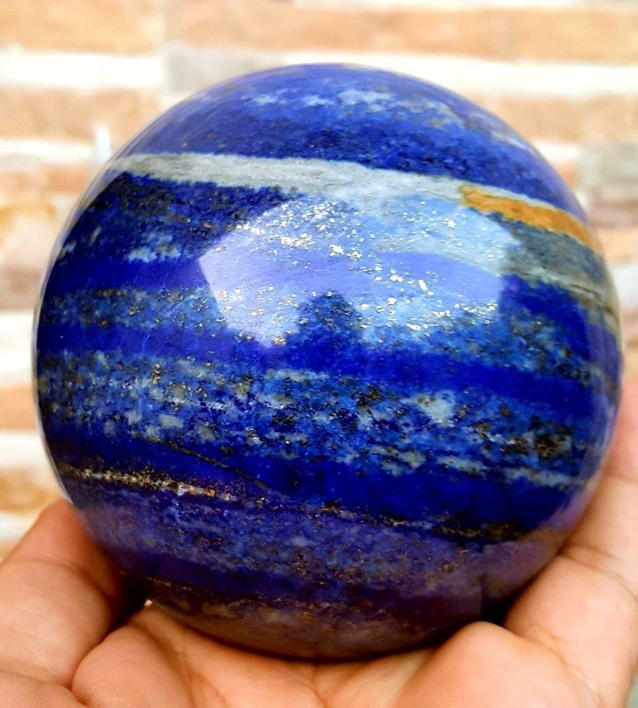 980 Grams Natural Lapis Lazuli Healing Tumble