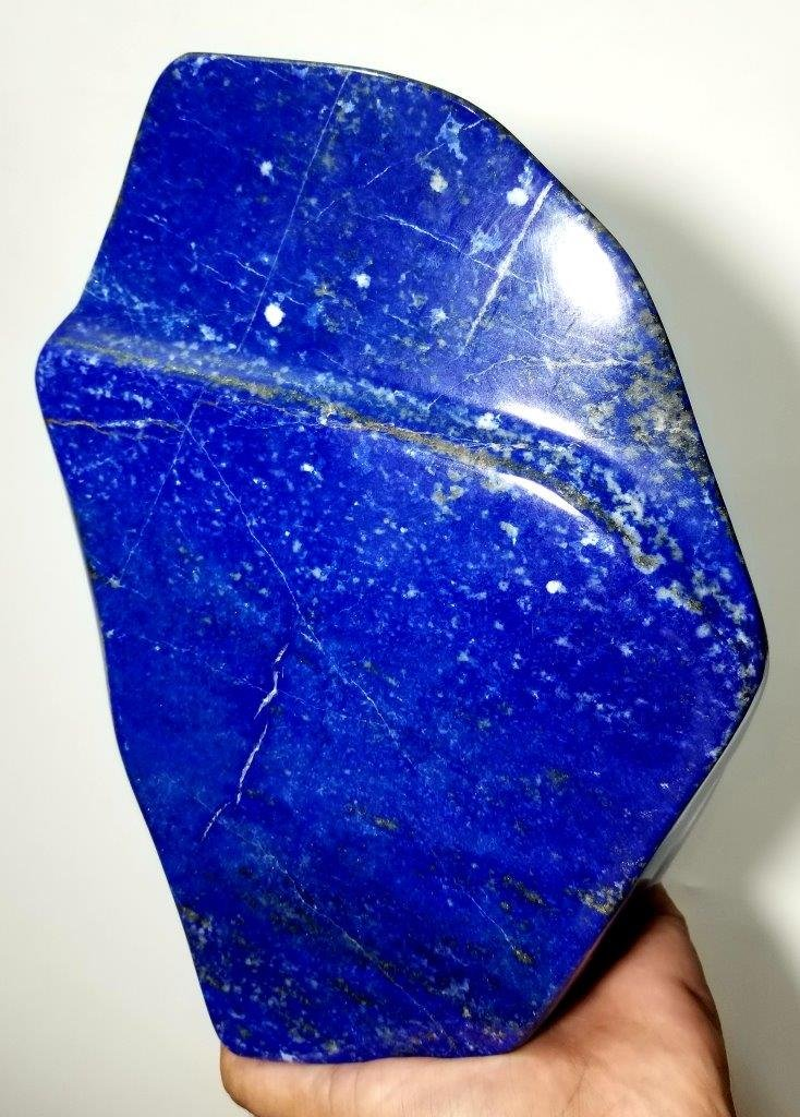 4 kg Royal Blue Natural Lapis Lazuli Tumble