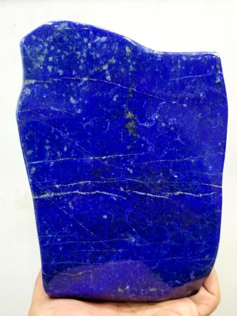 3.5 Kg Natural Self Standing Lapis Lazuli