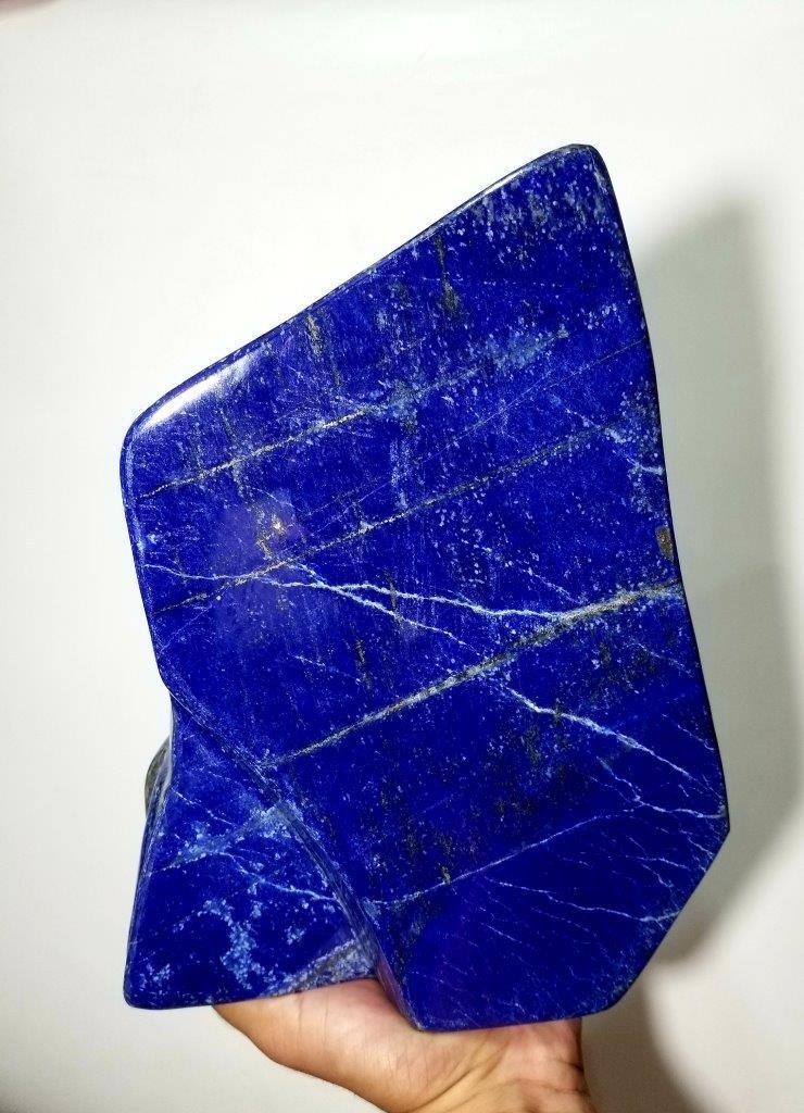 4.74 kg Natural Lapis Lazuli Tumble