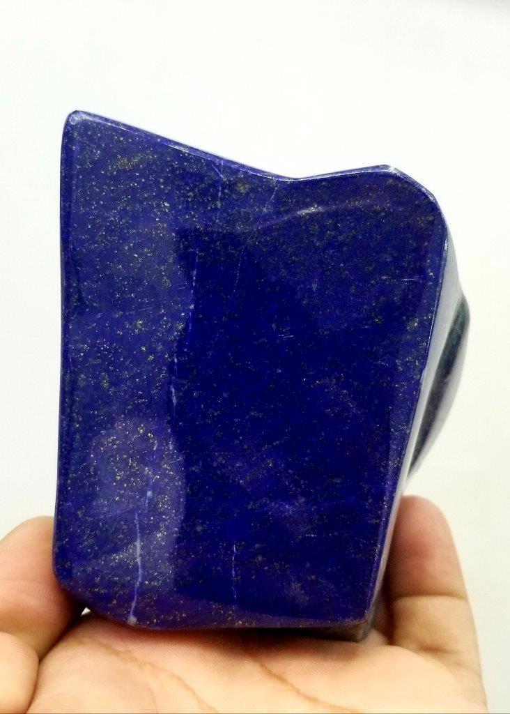 510 Grams Afghan Lapis Lazuli Decorative Tumble
