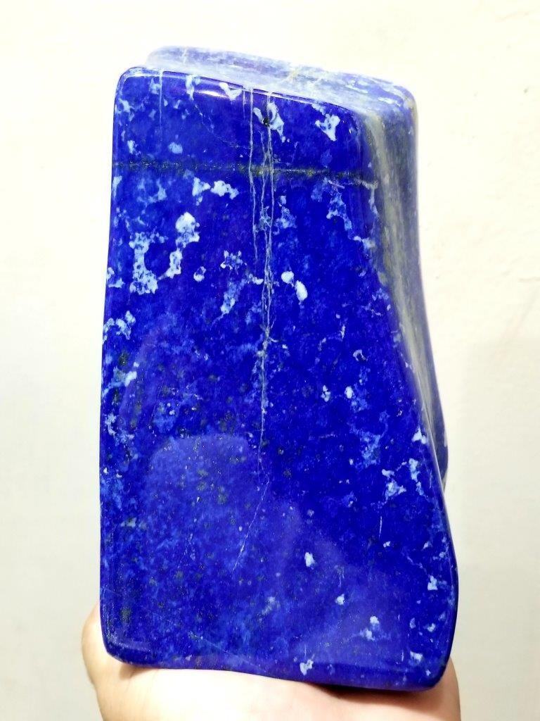 1.55 kg Royal Blue Natural Lapis Lazuli Tumble