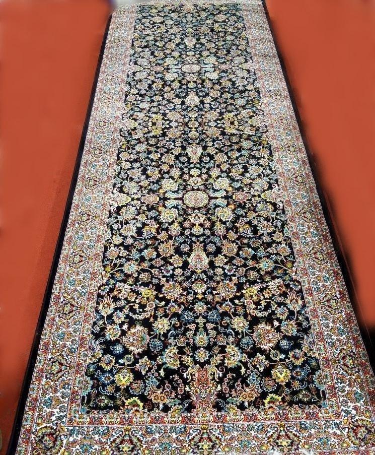 Isfahani Runner Rug