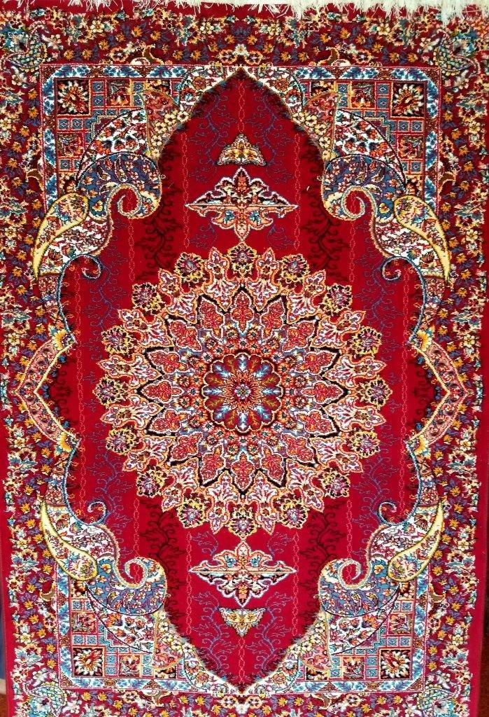 Classic Mughal Persian Changazi Rug