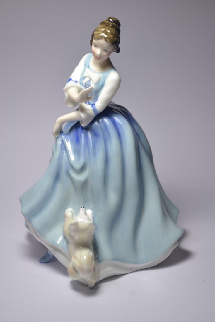 Royal Doulton 'Lorraine' HN3118 1981 figurine
