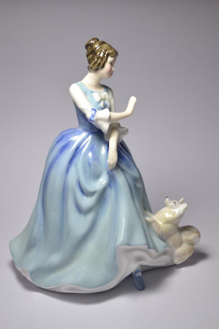Royal Doulton 'Lorraine' HN3118 1981 figurine - 2