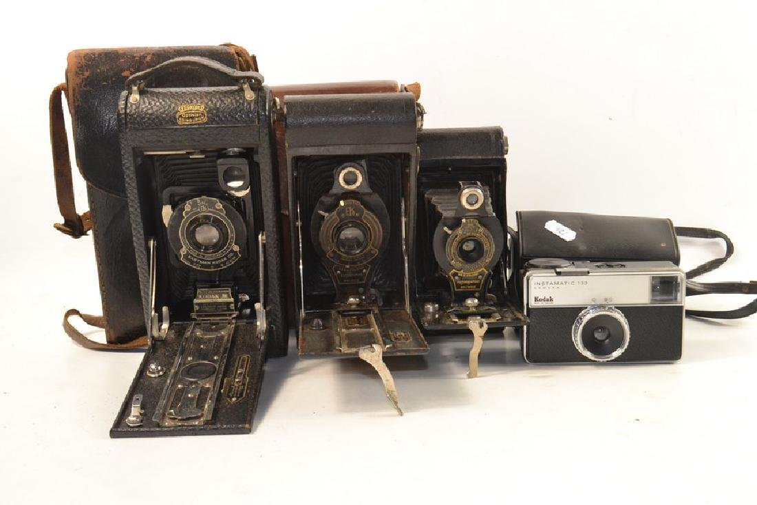 Asuper  selection of vintage KODAK cameras (4 of)