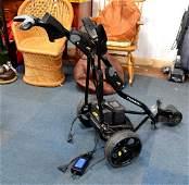 POWERCADDY FW2 electric golf cart