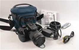 FUJIFILM S!))FS Finepix camera, with original box,