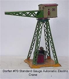 247: 1 DORFAN #70 STANDARD GAUGE AUTOMATIC ELECTRIC CRA