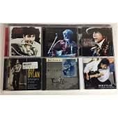 (6) Bob Dylan Bootleg Music CD's -