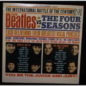 "1964 ""The Beatles vs The Four Seasons"" Gatefold"