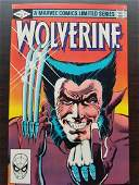 Marvel comics Wolverine #1