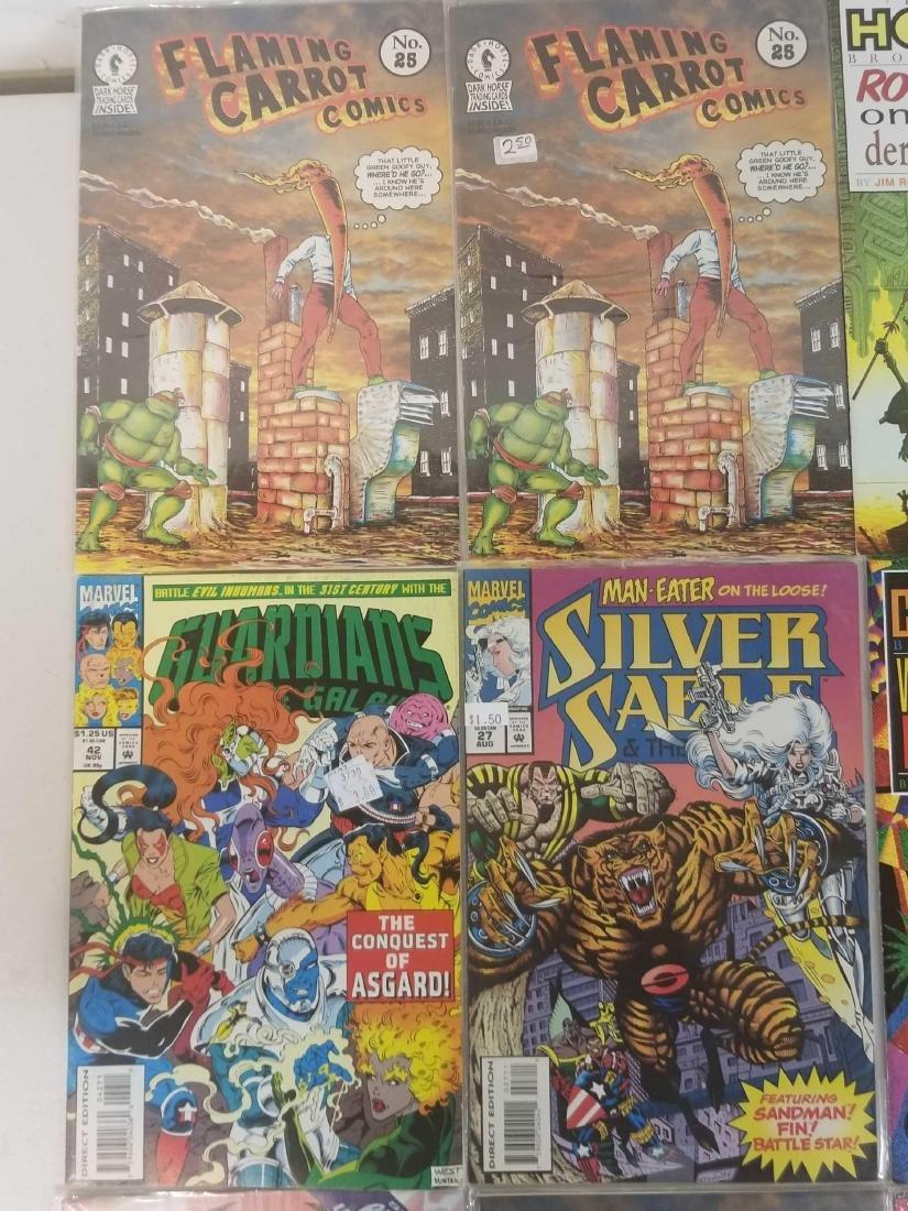 Assorted comic books - 2