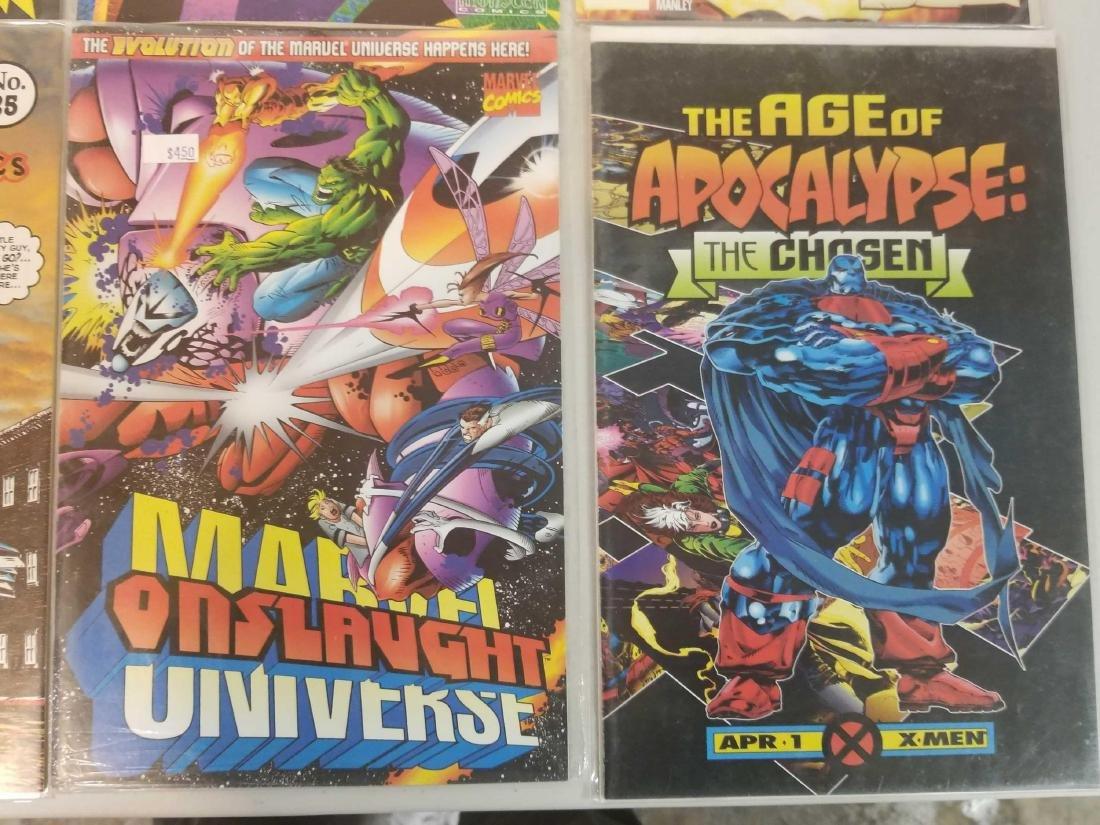Assorted comic books - 4