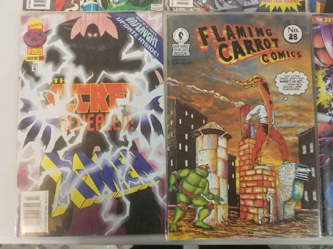 Assorted comic books - 5