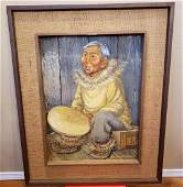 Joan Kickbush original oil painting
