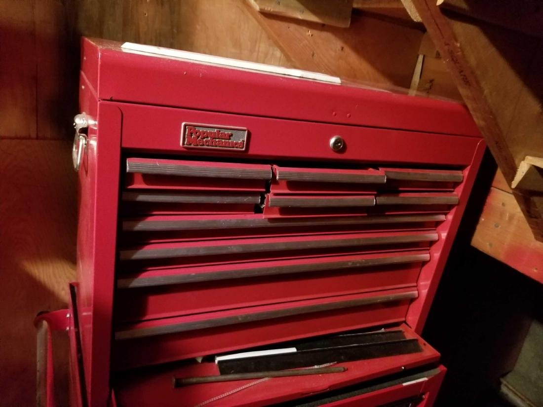 Two large tool boxes full of quality contents - 3
