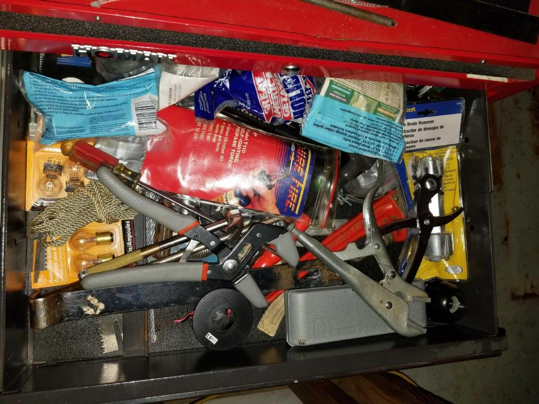 Two large tool boxes full of quality contents - 6