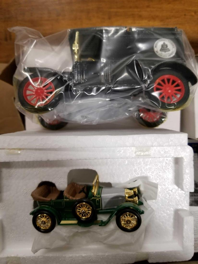 Lot of 6 die cast collectors cars - 3