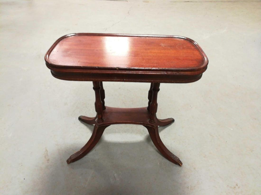 Wooden table - 2