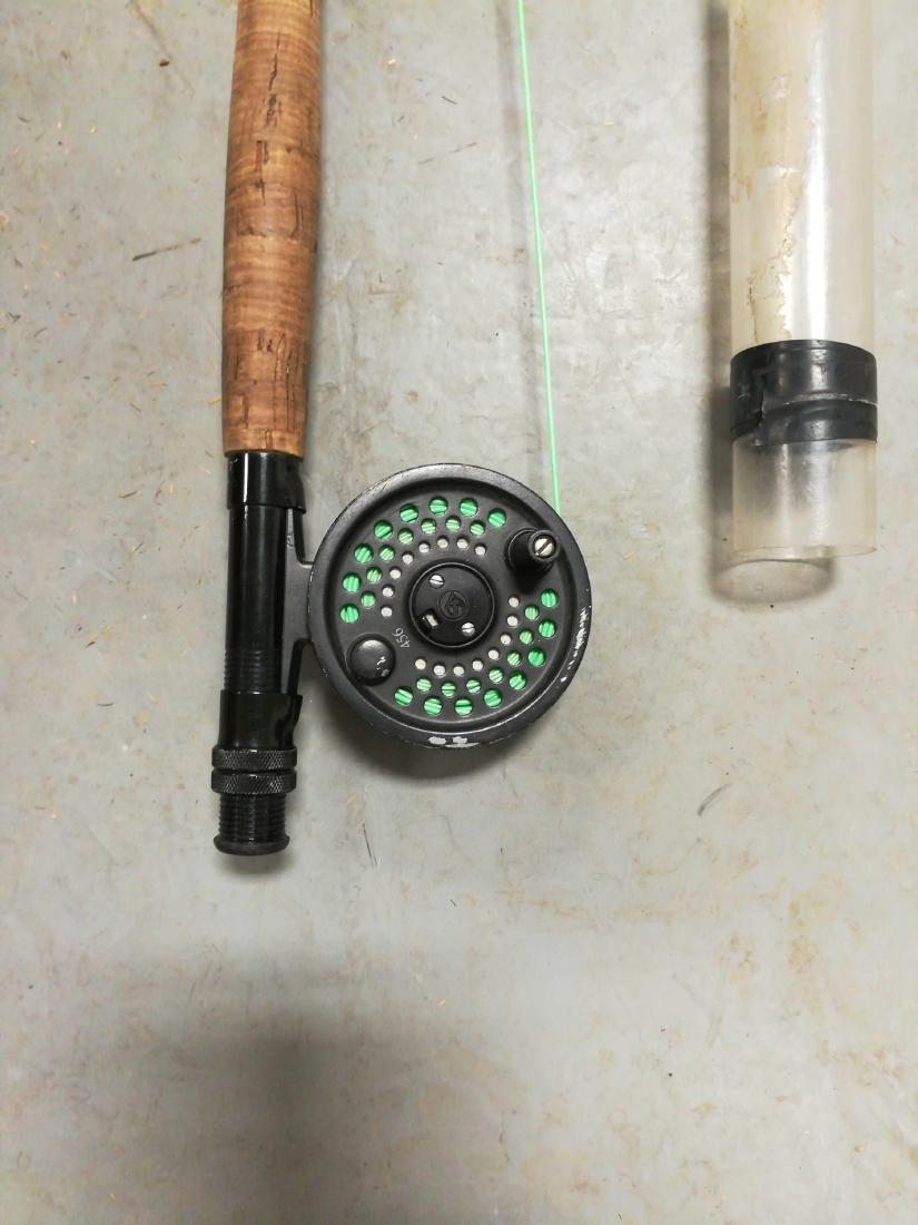 Shrimp pots, fly fishing rod & fishing nets - 2