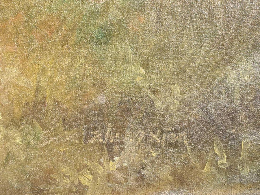 Xian Zhang Monumental contemporary oil painting - 5