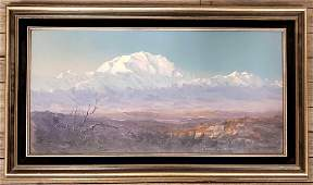 James Belcher B 1941 Denali