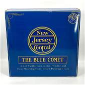 Lionel �The Blue Comet� New Jersey Central Set