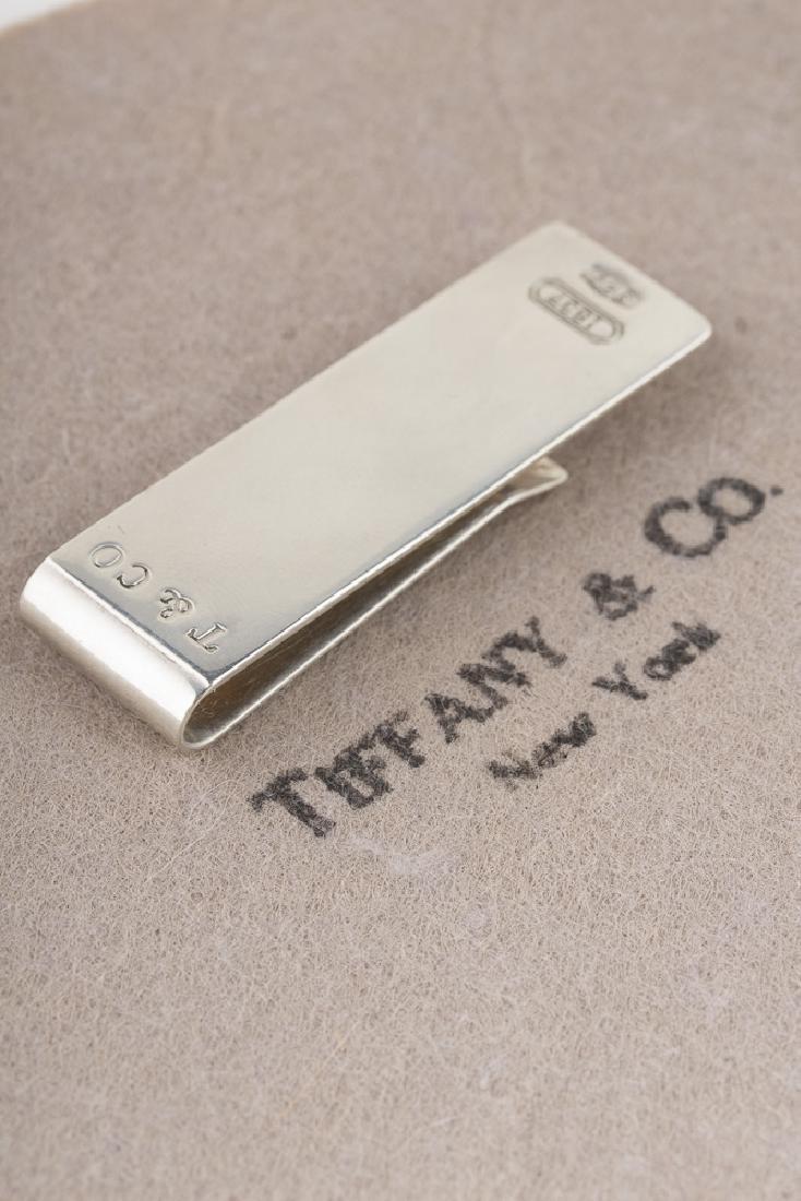 TIFFANY & CO Sterling Silver Money Clip