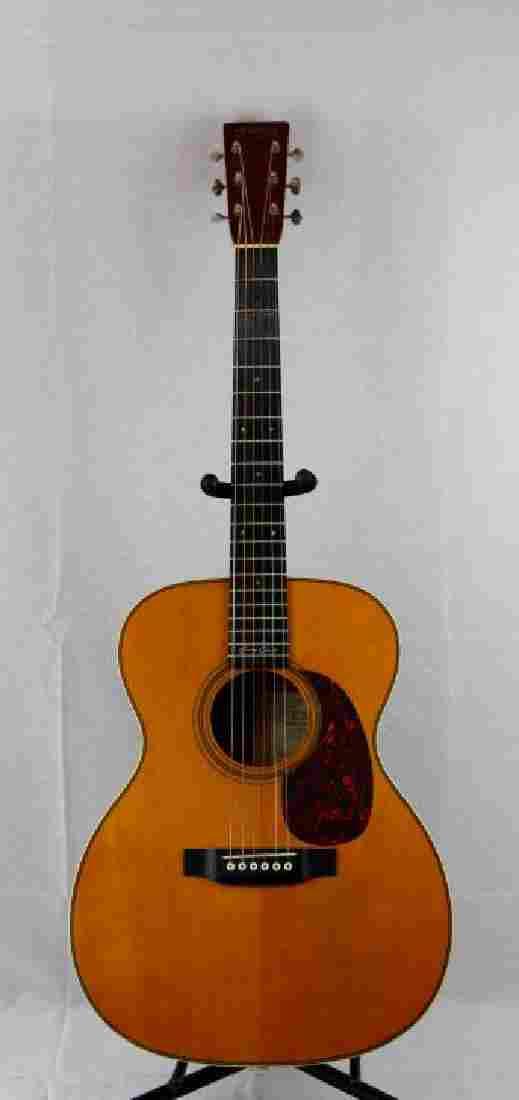 Martin 000-28EC Eric Clapton Custom Guitar #12396
