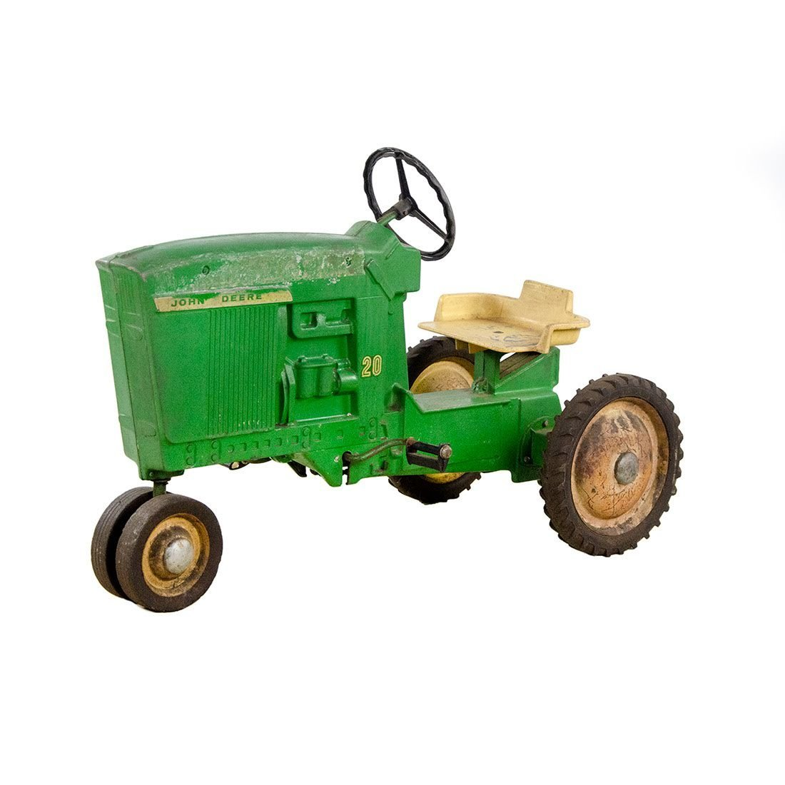 John Deere Tractor Model D-65 Pedal Car