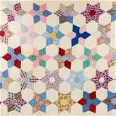 Patchwork Star Quilt