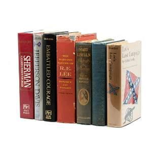 Civil War Hardcover Books Pub. by Free Press