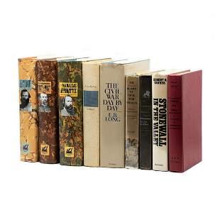 Civil War Hardcover Books Pub. by Mallard and Doubleday