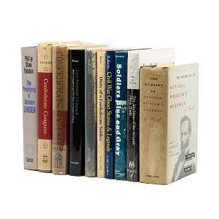 Civil War Hardcover Books