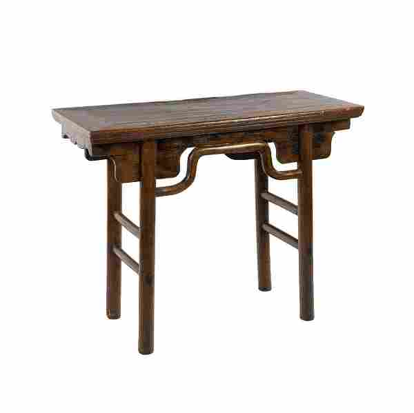 19th C. Chinese Ming Dynasty Style Altar Table