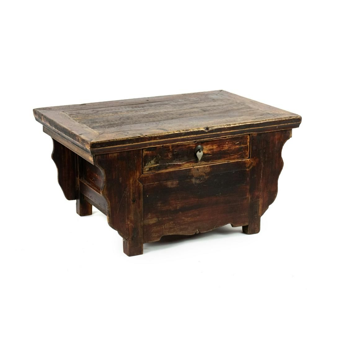 19th C. Chinese Small Low Meditation Altar Table