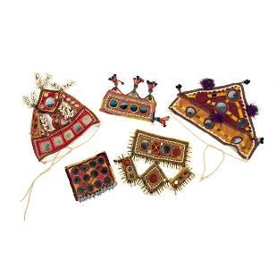 Indian Banjara Decorative Horse Textiles
