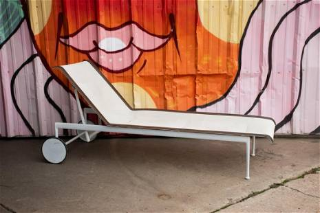 Richard Schultz for Knoll Outdoor Chaise Lounge Chair
