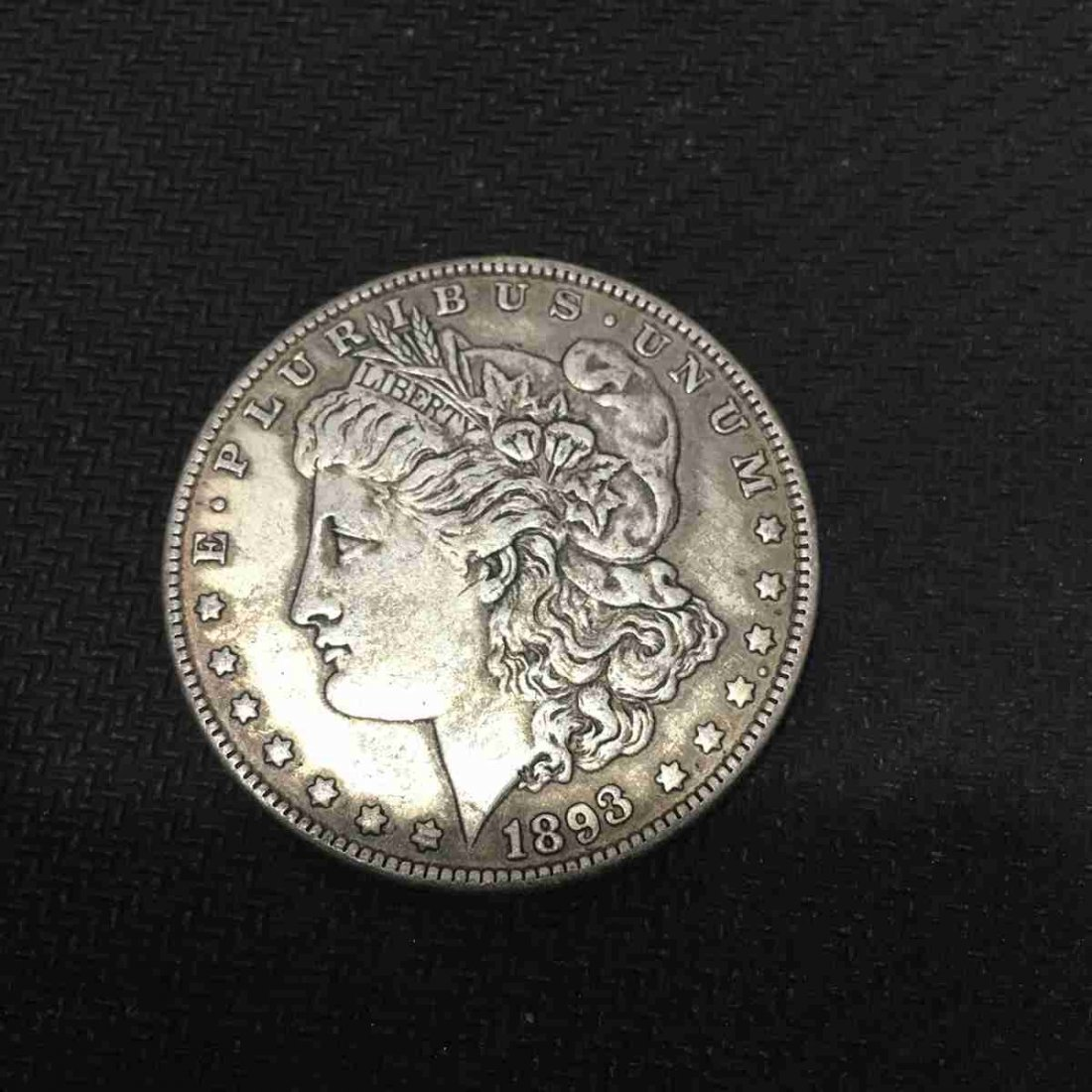 Morgan Silver Coin