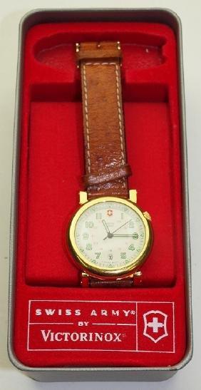 Victorinox Swiss Army wrist watch with original box
