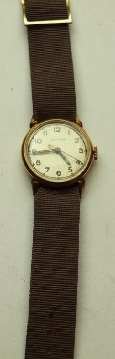 Hamilton mens wrist watch