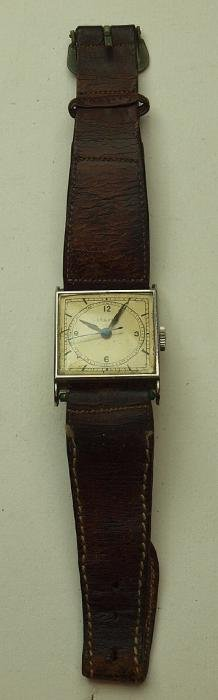 Eterna Staybrite vintage mens wrist watch